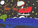 Ailish Henderson, Midnight Delivery, age 10