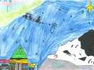 Allan MacColl, Santa and the Northern Lights, age 8 copy