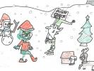 David MacAulay, All Hail Christmas, age 11