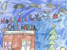 Donna Campbell, Starry Night, age 8
