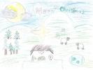 Eva Mahon, Chritmas Star, age 10