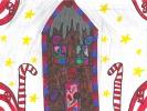 Gemma MacRae, Gingerbread House, age 9