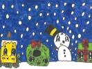 Iain MacDonald, A Snowie Christmas, age 10