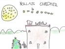 James Campbell, Latha na Nollaig, age 7