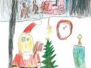 Ruairidh Breen, Santa's Here!, age 7