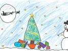 Seathan Fisher, Christmas Adventure, age 9