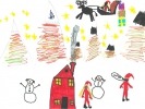 Vivienne Goodman, The Snowmen, age 9