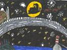 Yvie Beaton, Skye Bridge Santa, age 8