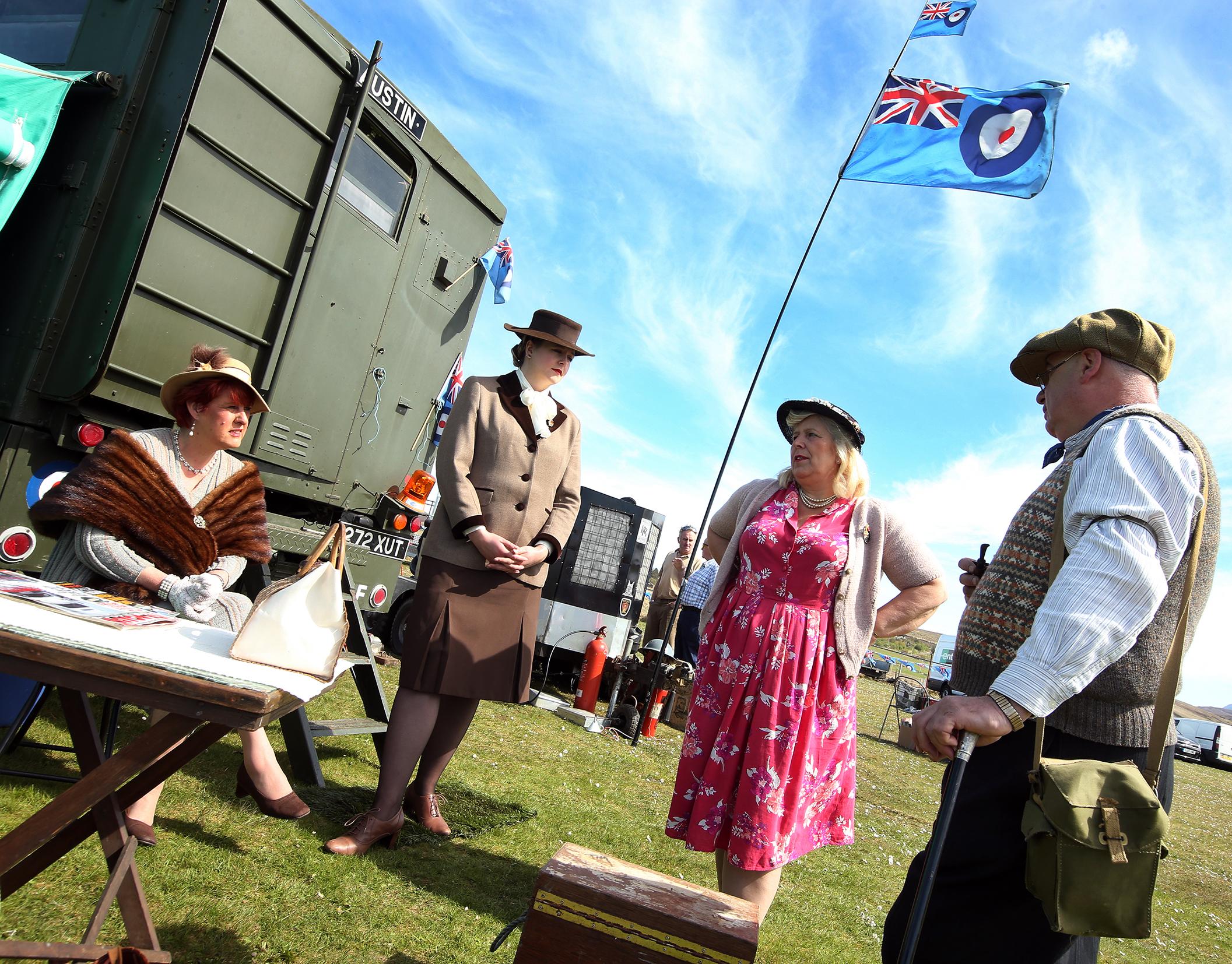 LOCH EWE WW11 FESTIVAL - 19