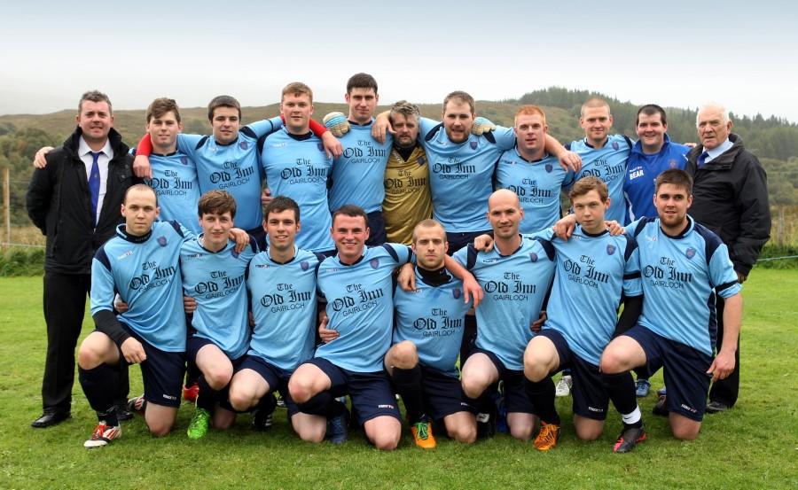 GAIRLOCH FC 2013
