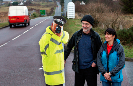 Road safety campaigners in Breakish on Skye thought they had found a permanent ally in their quest to force drivers […]