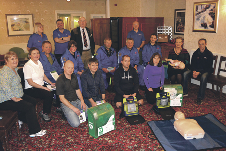 A new Heartstart group has been founded in Harris, with two defibrillators now located on the island. Following local interest […]