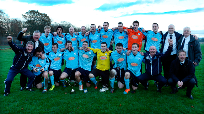 Lewis FC become first island side to win North Caledonia Cup