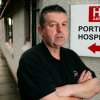Lucky2BHere founder Ross Cowie wonders why NHS Highland maintains there's no A&E in Portree