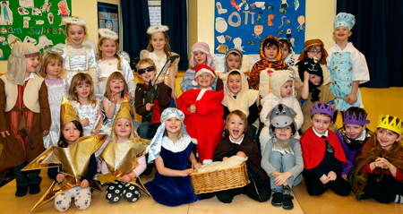 Skye school cooks up 'A Christmas Recipe'