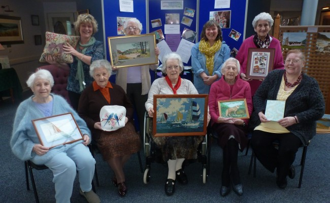 Lochcarron centre hosts art exhibition