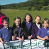 Junior players attending a training session in Gairloch last year