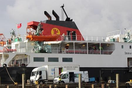 ferry-examination