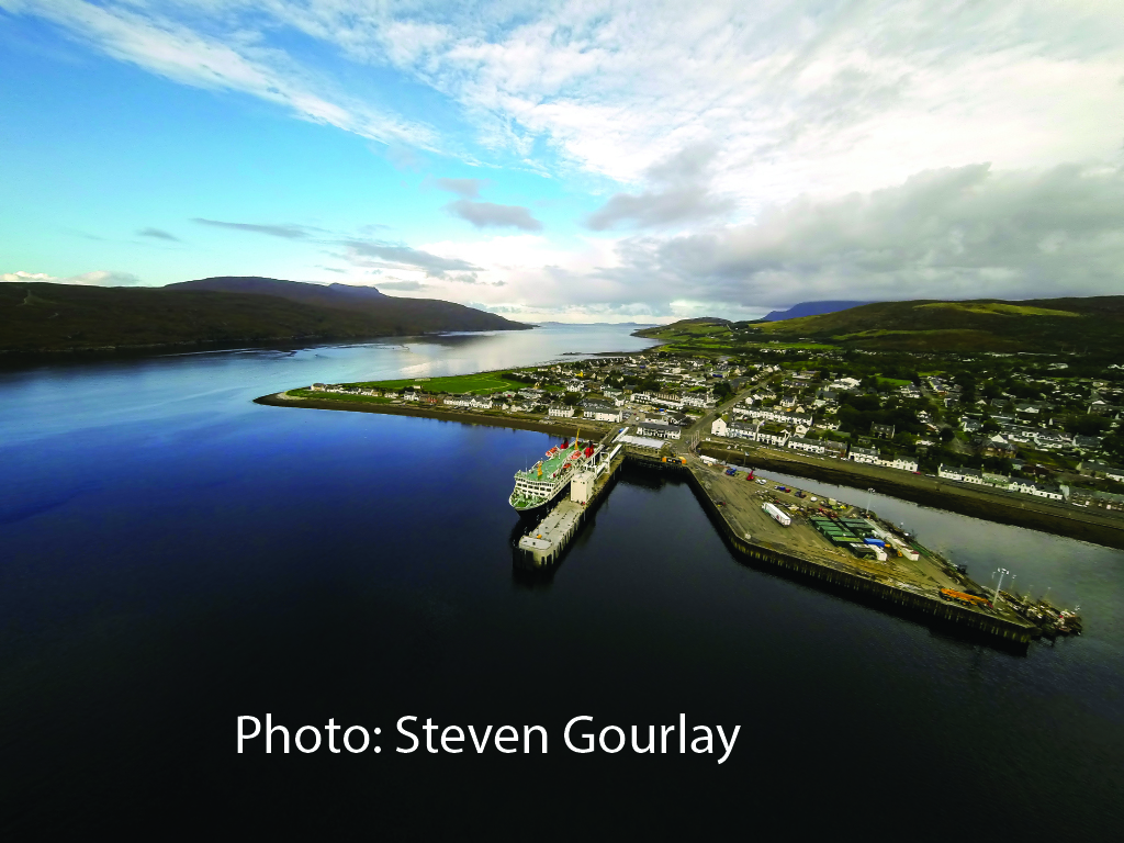Ullapool Harbour photo 6 copy