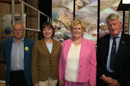 councillors wetser ross