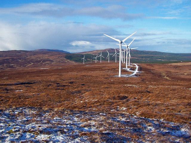 ben ak wind farm
