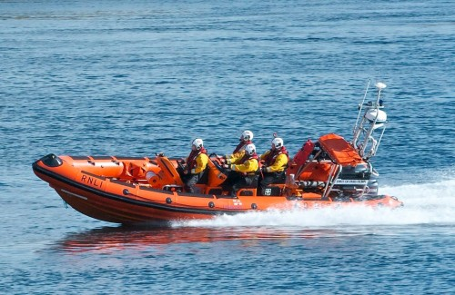 Kyle Lifeboat Picture