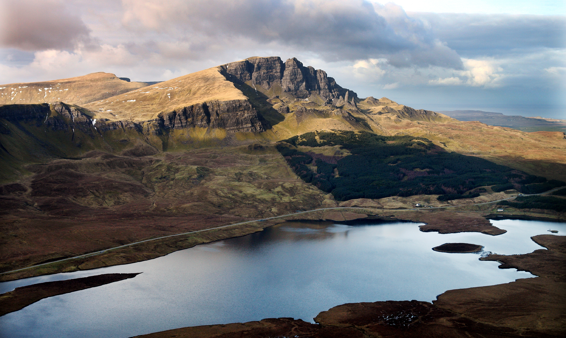 Storr, Skye Photo: Willie Urquhart