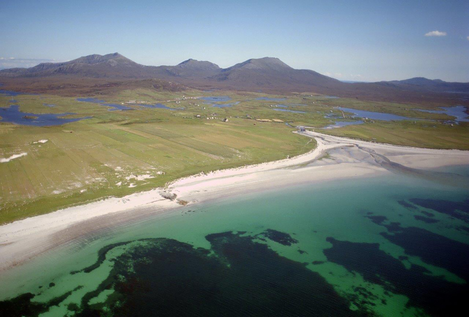 South Uist aerial adj