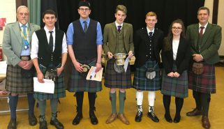 cabc5a99eab0 Skye and Lochalsh youngsters among winners at Iain Dall pipers festival