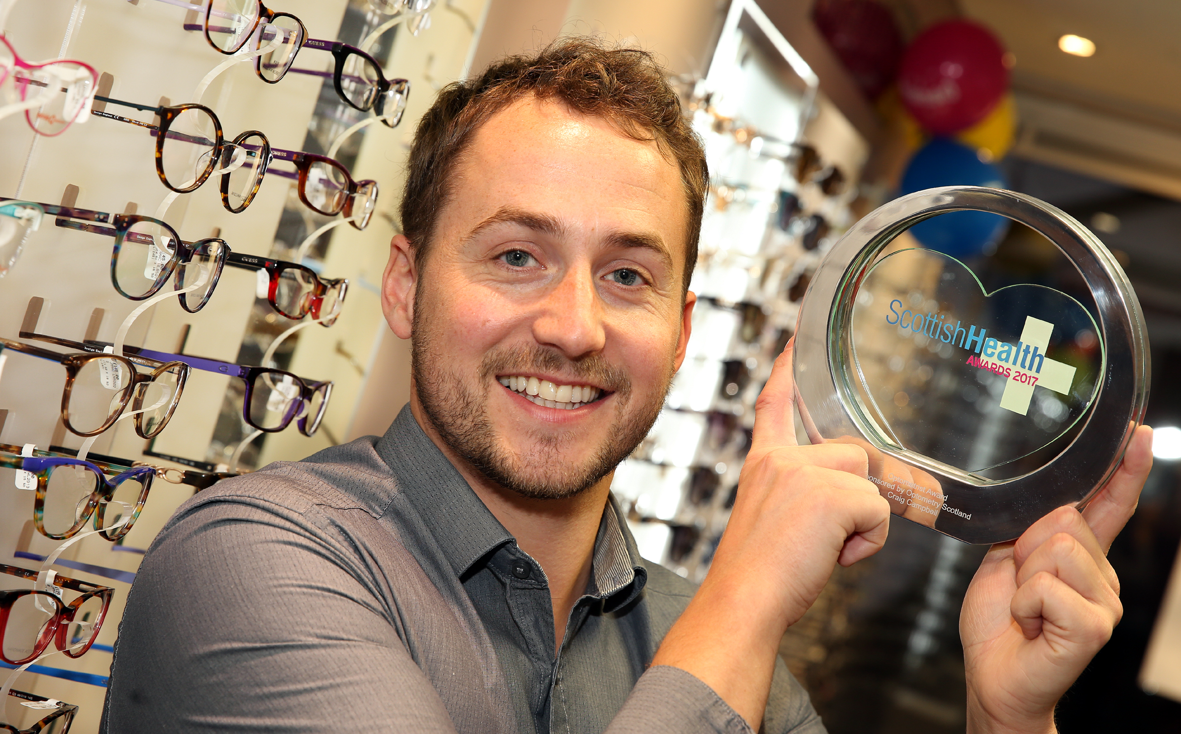 f92ab59053b9 Dornie optometrist honoured at Scottish Health Awards – West Highland Free  Press – www.whfp.com
